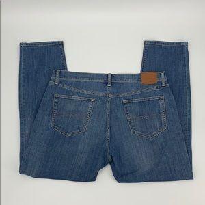 🌟 EUC Lucky Brand 121 Heritage Slim Jeans (40x32)
